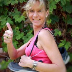 Laufgöttin Anke Thiel | Lauftrainerin für Frauen