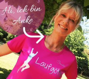 Lauftrainerin Anke Thiel